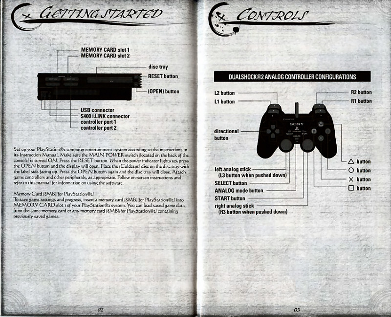 manual de ps2 slim browse manual guides u2022 rh trufflefries co PlayStation 3 Game Manuals PlayStation Manual PDF
